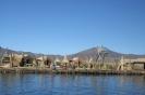 Peru - jez. Titicaca, trzcinowe wyspy Uros